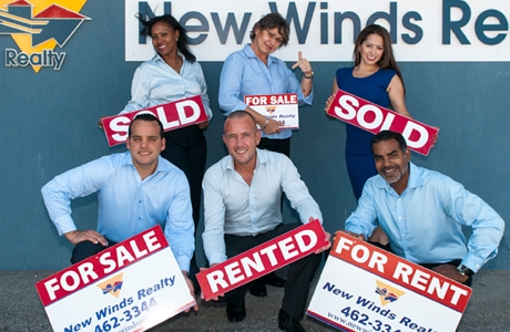ABOUT NEW WINDS REALTY