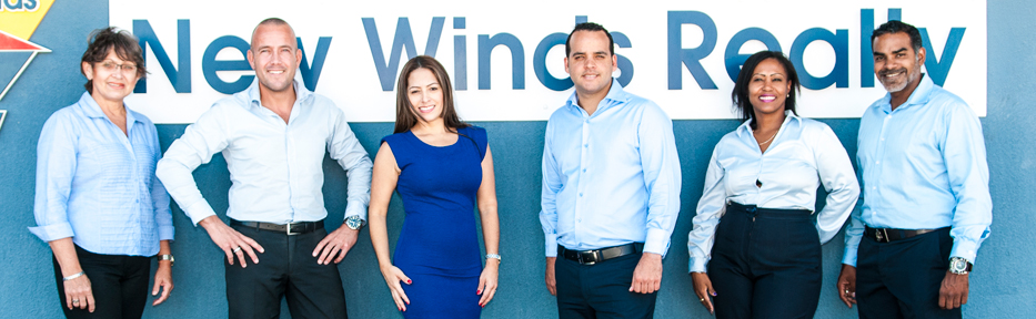 The New Winds Realty Team: